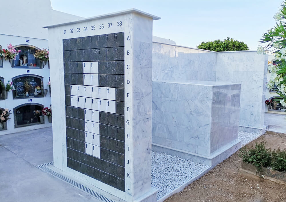 Coral Memorial - Entorno Coral Memorial